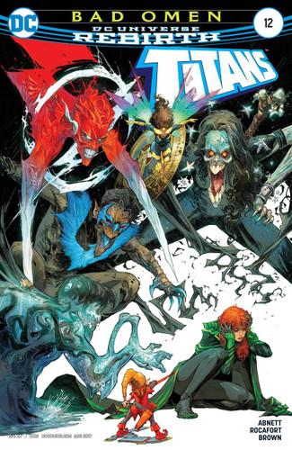 Titans #12 (2016- )(Rebirth)