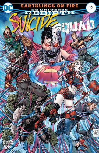 Suicide Squad #19 (2016- )(Rebirth)