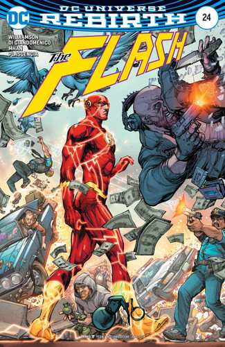 Flash #24 (2016- )(Rebirth) Limited Variant