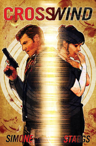 Crosswind #01 Limited 'GOLD FOIL' Variant
