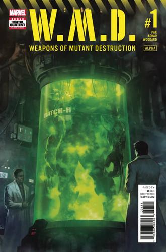 Weapons of Mutant Destruction #01 (2017- )