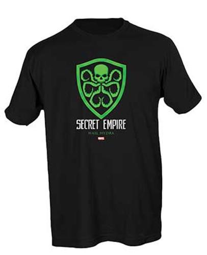 Secret Empire: T-Shirt 'HAIL HYDRA' (size Large)