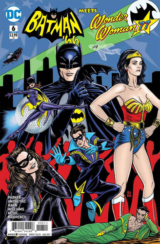 Batman '66 Meets Wonder Woman '77 #06 (of 6)