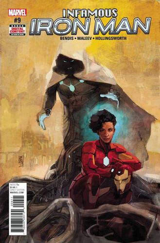 Infamous Iron Man #09 (2016- )