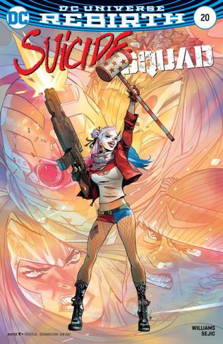 Suicide Squad #20 (2016- )(Rebirth)