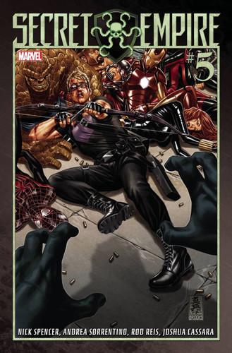 Secret Empire #05 (of 9)