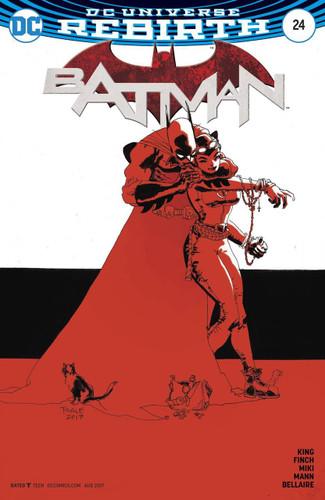 Batman #24 (2016- )(Rebirth) Limited Variant