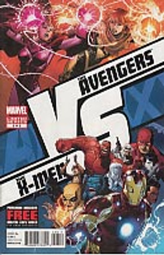 Avengers Vs X-Men # 6 (of 6)