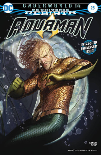Aquaman #25 (2016- )(Rebirth)