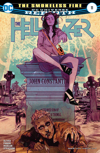 Hellblazer #11 (2016- )(Rebirth)