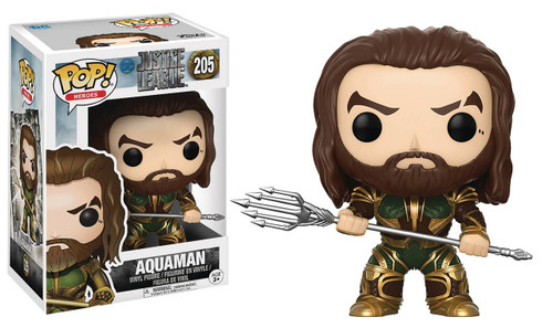 FUNKO POP! Justice League Movie - Aquaman