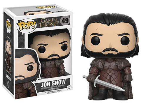 FUNKO POP! Game of Thrones Jon Snow Season 6