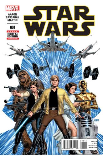 Star Wars #01 (2015- ) (1st Print Edition)