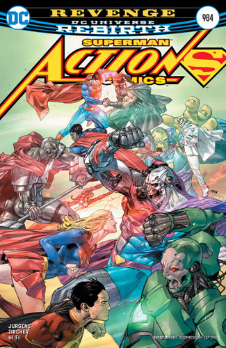 Action Comics #984 (2016- )(Rebirth)