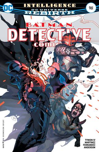 Detective Comics #961 (2016- )(Rebirth)