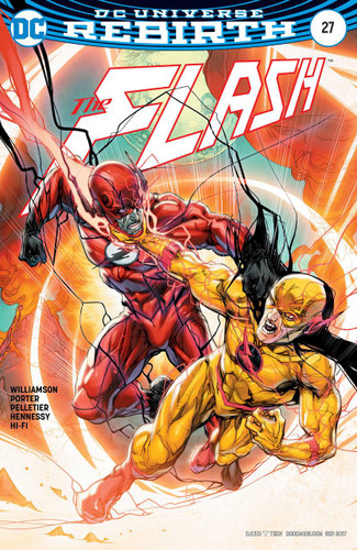 Flash #27 (2016- )(Rebirth) Limited Variant