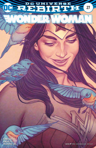 Wonder Woman #27 (2016- )(Rebirth) Limited Variant