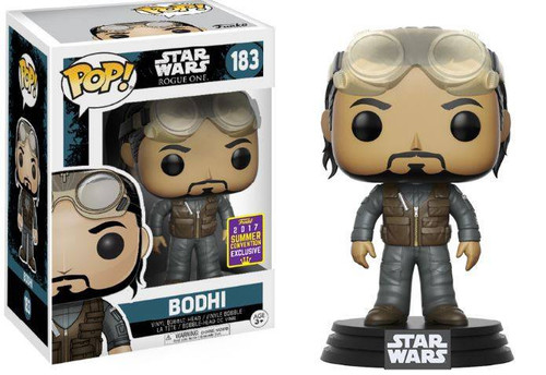 FUNKO POP! Star Wars - Bodhi SDCC Exclusive