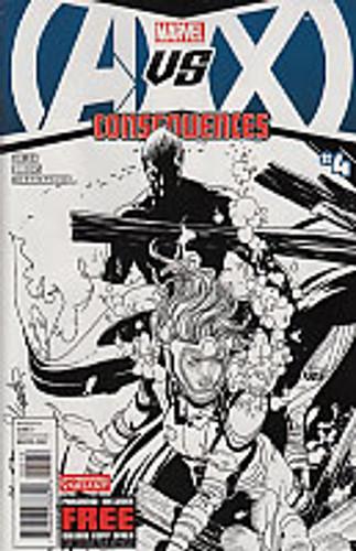 Avengers Vs X-Men: Consequences # 4 (of 5)