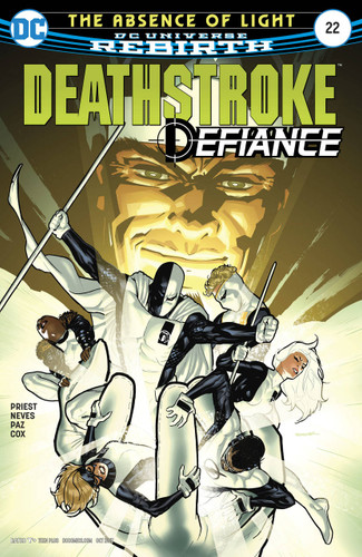 Deathstroke #22 (2016- )(Rebirth)