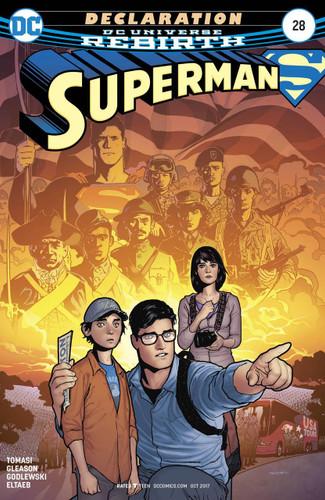 Superman #28 (2016- )(Rebirth)