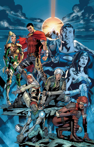 Justice League #26 (2016- )(Rebirth)