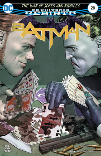 Batman #28 (2016- )(Rebirth)