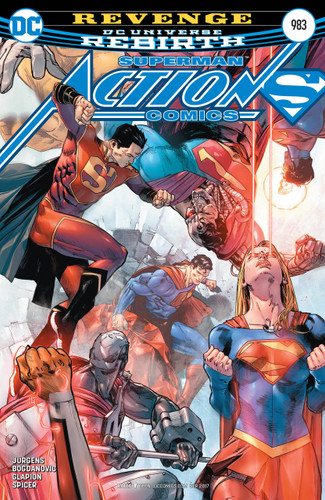 Action Comics #983 (2016- )(Rebirth)