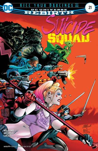 Suicide Squad #21 (2016- )(Rebirth)