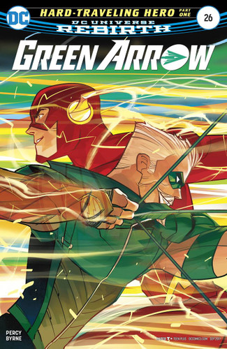 Green Arrow #26 (2016- )(Rebirth)