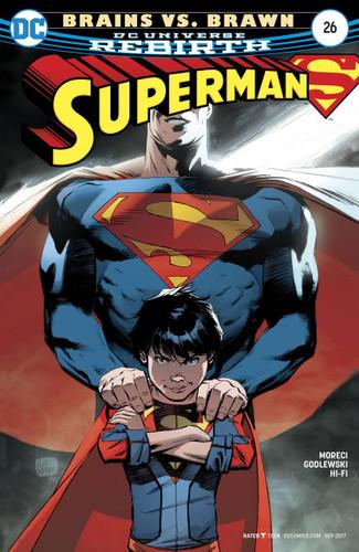 Superman #26 (2016- )(Rebirth)