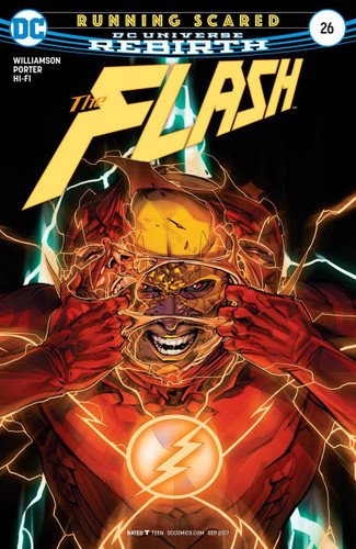 Flash #26 (2016- )(Rebirth)