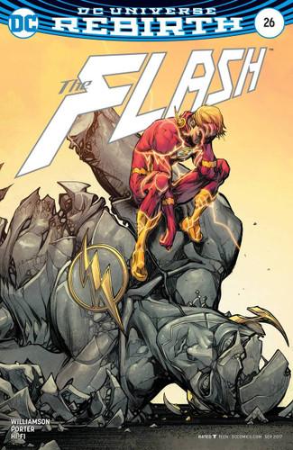 Flash #26 (2016- )(Rebirth) Limited Variant