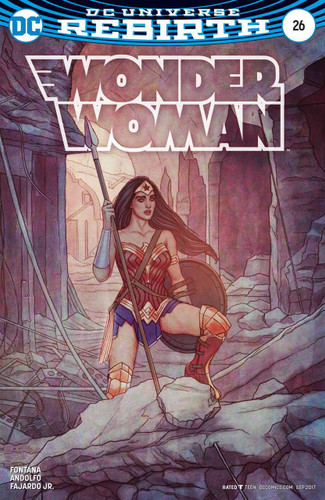 Wonder Woman #26 (2016- )(Rebirth) Limited Variant