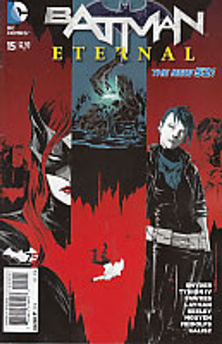 Batman: Eternal # 15