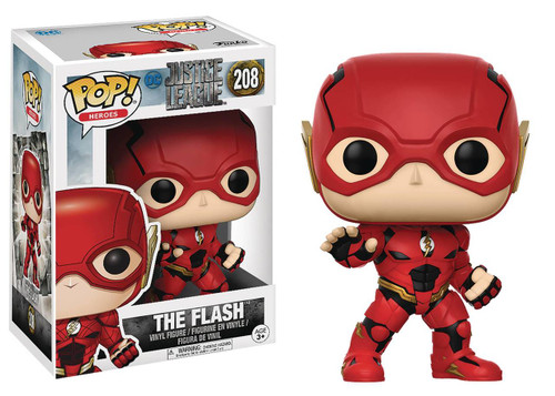 FUNKO POP! Justice League Movie - Flash