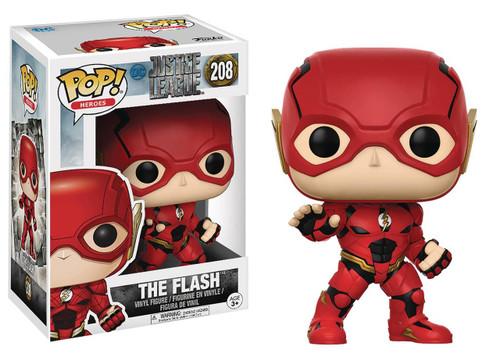 FUNKO POP! Justice League Movie - Flash