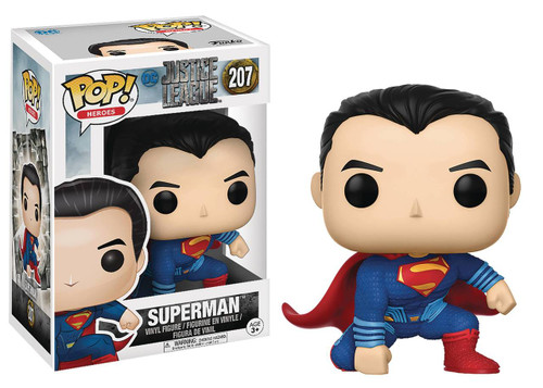 FUNKO POP! Justice League Movie - Superman