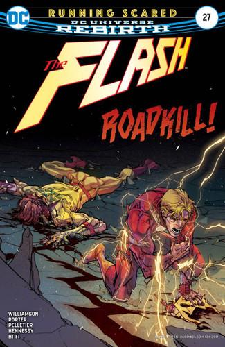 Flash #27 (2016- )(Rebirth)