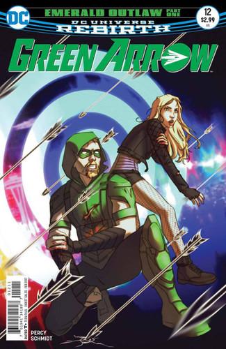 Green Arrow #12 (2016- )(Rebirth)