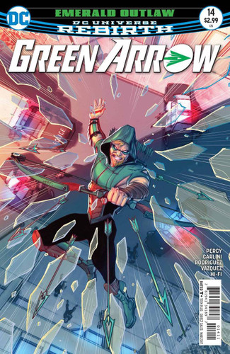 Green Arrow #14 (2016- )(Rebirth)