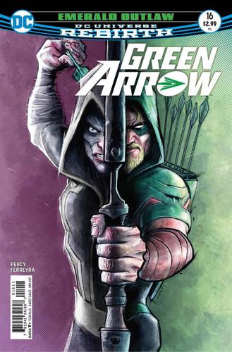 Green Arrow #16 (2016- )(Rebirth)