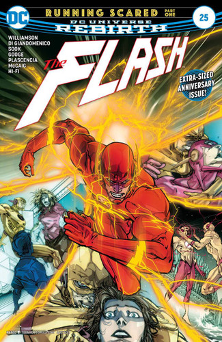 Flash #25 (2016- )(Rebirth)