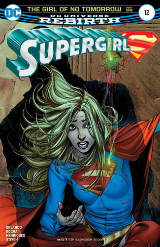 Supergirl #12 (Rebirth)(2016- )