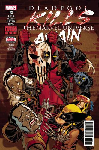 Deadpool: Kills The Marvel Universe #03 (2017)