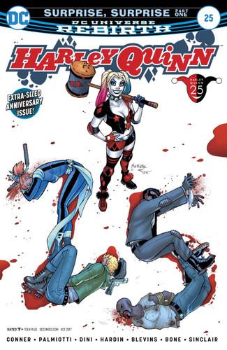 Harley Quinn #25 (Rebirth)(2016- )