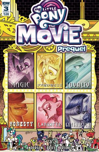 My Little Pony: The Movie Prequel #03