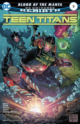 Teen Titans #11 (2016- )(Rebirth)