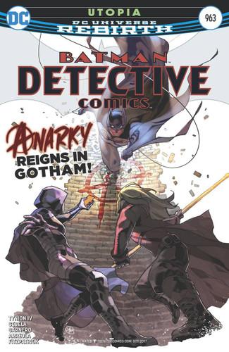 Detective Comics #963 (2016- )(Rebirth)