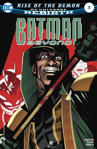 Batman Beyond #11 (2016- )(Rebirth)